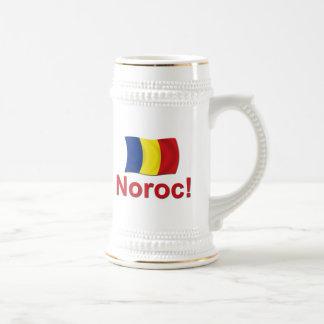Noroc! (Cheers) Beer Steins