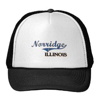 Norridge Illinois City Classic Trucker Hat