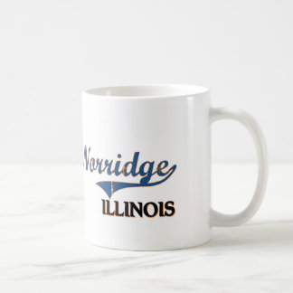Norridge Illinois City Classic Coffee Mugs