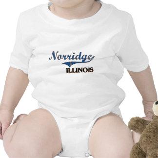 Norridge Illinois City Classic Bodysuits