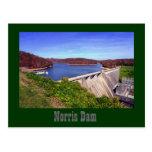 Norris Dam,Tennessee, U.S.A. Post Card