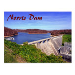 Norris Dam,Tennessee, U.S.A. Post Cards