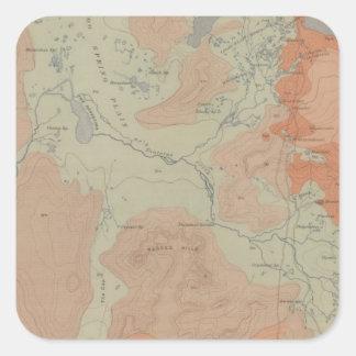 Norris Geyser Basin Sticker