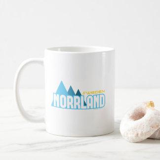 NORRLAND Sweden (Swedish Northlands) Coffee Mug