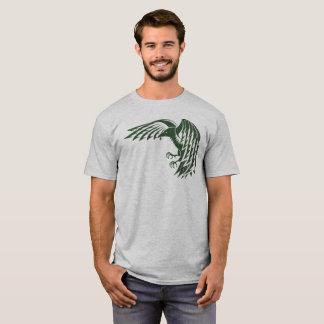 Norse Leaf Raven T-Shirt