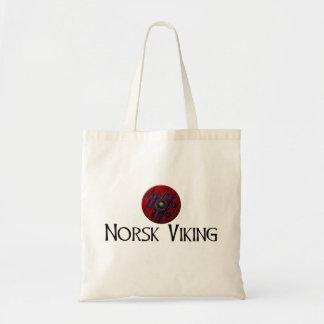 Norsk Viking Budget Tote Bag