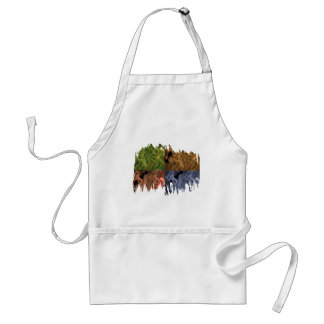 Nortern Light Fusion Collection Apron