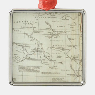 North Africa 2 Christmas Ornament