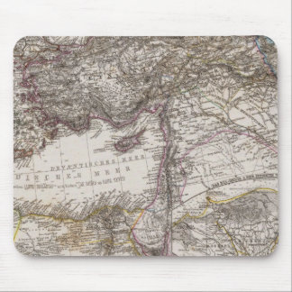 North Africa Map Mouse Mat