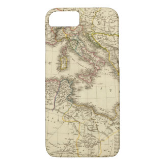North Africa, Mediterranean Sea iPhone 8/7 Case