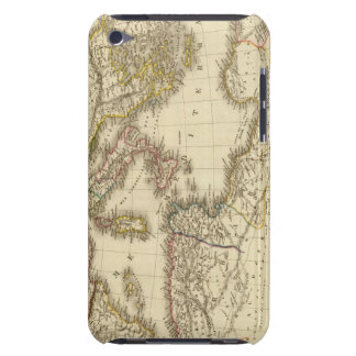 North Africa, Mediterranean Sea iPod Touch Case