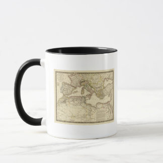 North Africa, Mediterranean Sea Mug