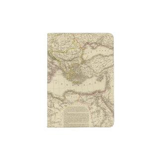 North Africa, Mediterranean Sea Passport Holder