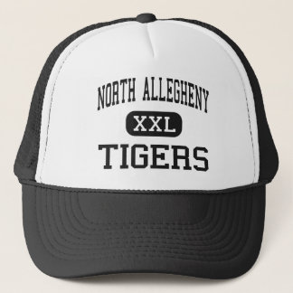 North Allegheny - Tigers - Pittsburgh Trucker Hat