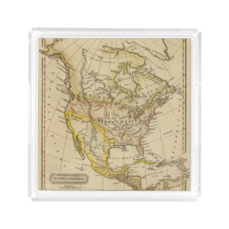 North America 10 2 Acrylic Tray