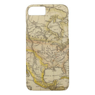 North America 10 2 iPhone 8/7 Case