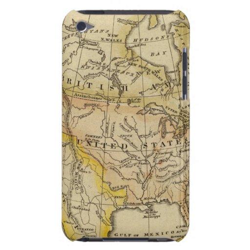 North America 10 iPod Touch Case-Mate Case