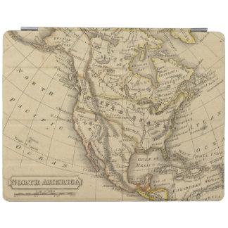 North America 10 iPad Cover