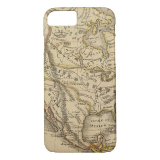 North America 10 iPhone 8/7 Case