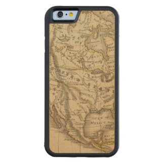 North America 10 Maple iPhone 6 Bumper Case