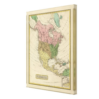 North America 11 Canvas Prints