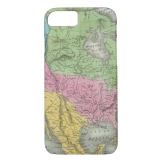 North America 11 iPhone 8/7 Case