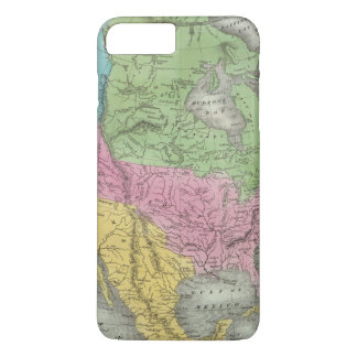 North America 11 iPhone 8 Plus/7 Plus Case