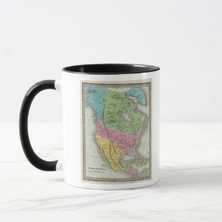 North America 11 Mug