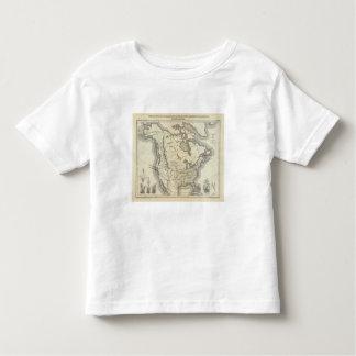North America 11 Toddler T-Shirt