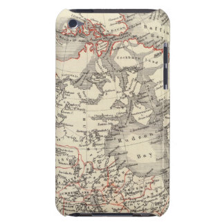 North America 13 Barely There iPod Covers