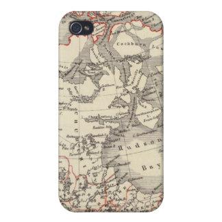 North America 13 iPhone 4/4S Cases