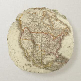 North America 13 Round Cushion