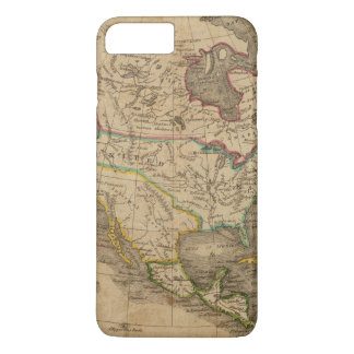 North America 14 iPhone 8 Plus/7 Plus Case