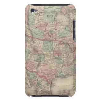 North America 14 iPod Case-Mate Case