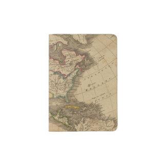 North America 14 Passport Holder