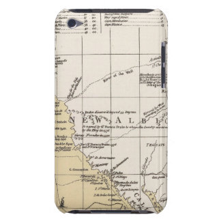 North America, 1782 Barely There iPod Covers
