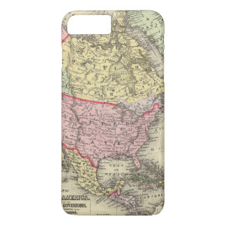 North America 18 iPhone 8 Plus/7 Plus Case