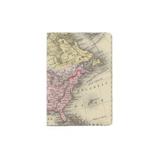 North America 18 Passport Holder