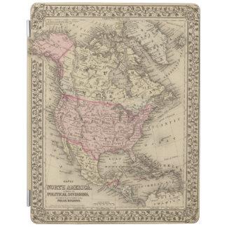 North America 19 iPad Cover