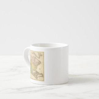 North America 20 2 Espresso Cup