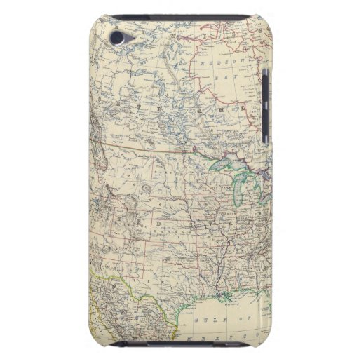 North America 20 iPod Touch Cover