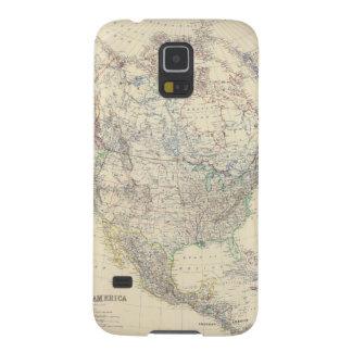 North America 20 Galaxy S5 Case