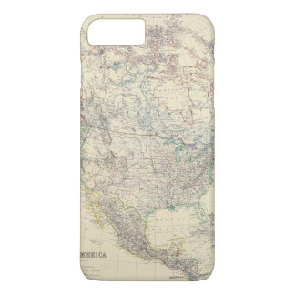 North America 20 iPhone 8 Plus/7 Plus Case