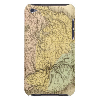 North America 20 iPod Touch Case-Mate Case