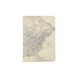 North America 20 Passport Holder