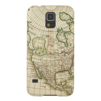 North America 21 Galaxy S5 Cases