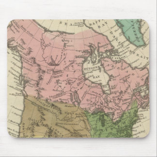 North America 21 Mouse Mat
