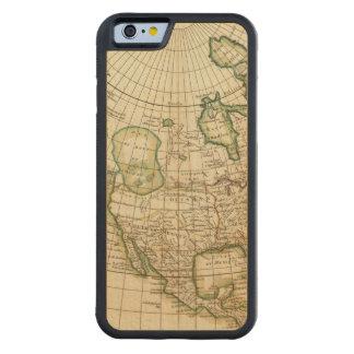 North America 21 Maple iPhone 6 Bumper