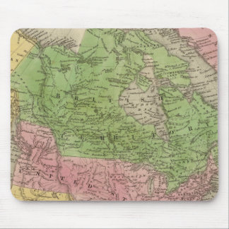 North America 23 Mouse Mat