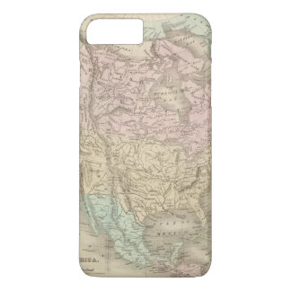 North America 25 iPhone 8 Plus/7 Plus Case